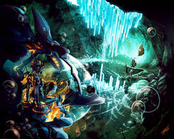 A new cave by tommasorenieri