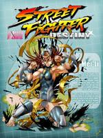 Street Fighter: Destiny Jam  MEI-LI by tommasorenieri