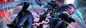 Lightning - Guilty suit by tommasorenieri