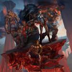 Shadowloo Showdown V 2014 Official Poster