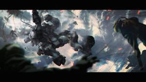 Your Titan is ready! by tommasorenieri
