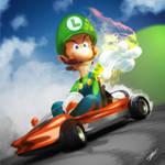 No more shells for you! Mario Kart 8
