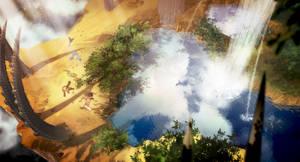 Finally an oasis by tommasorenieri