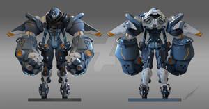 Lightframe Suit for Em-8er