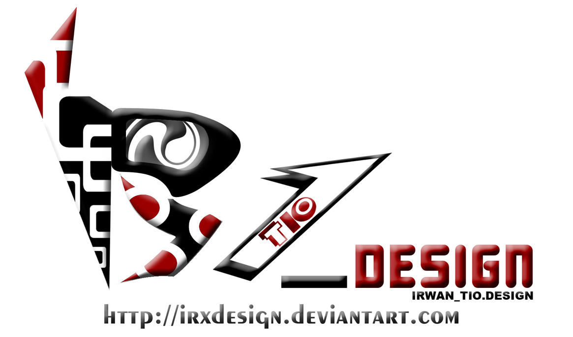 New Logo by IRXDESIGN
