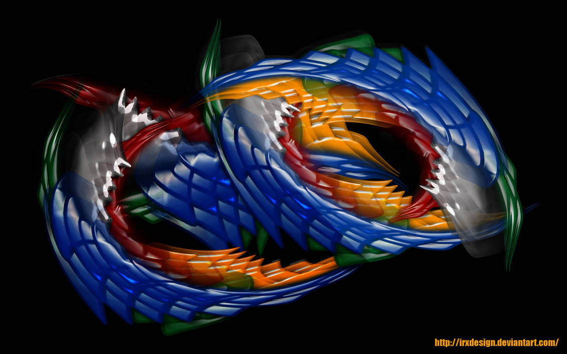 Dragon Skin Abstract Mix Color By Irxdesign On Deviantart