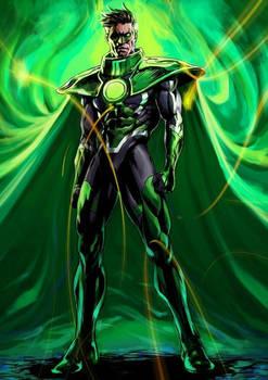 Green Lantern Upgrade Concept