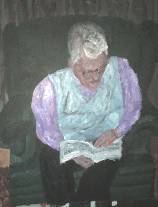 Memories of Grandpa - Laura Hepworth