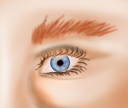 Eye by Carmenole