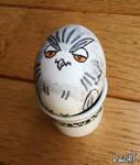 Bokuto Fukurou Easter Egg by KaiGRT