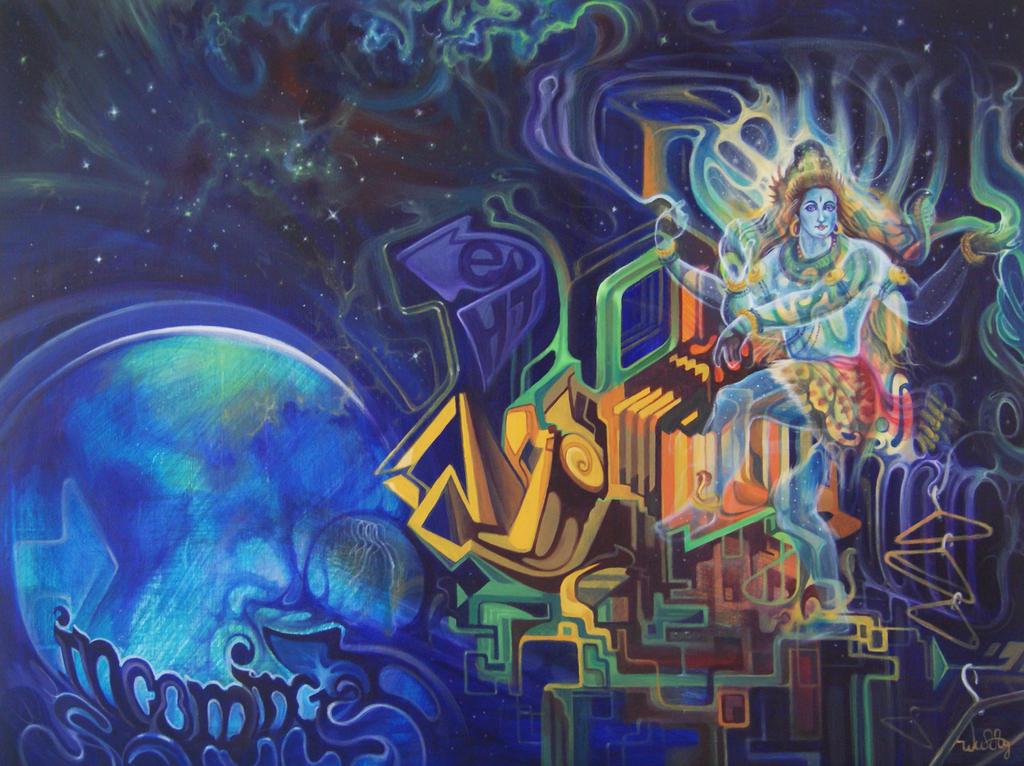 Incoming souls / Space wardrobe by Wuzzymane