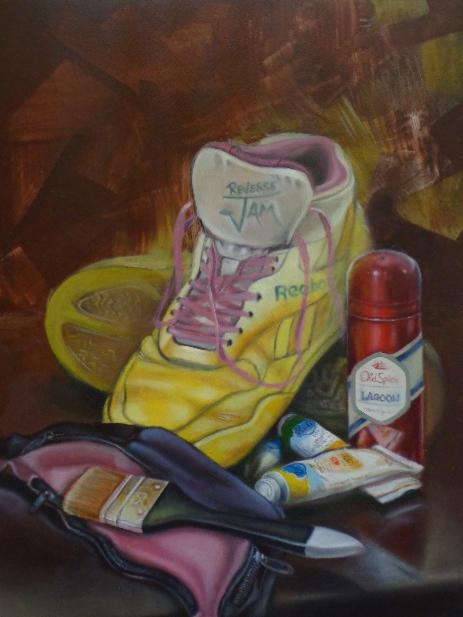 Reebok shoes by Wuzzymane