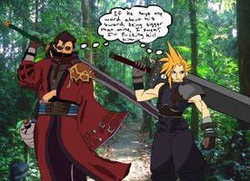 Final Fantasy Sword Envy by The-Kappa