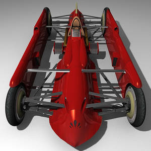 Savoia Racing Car