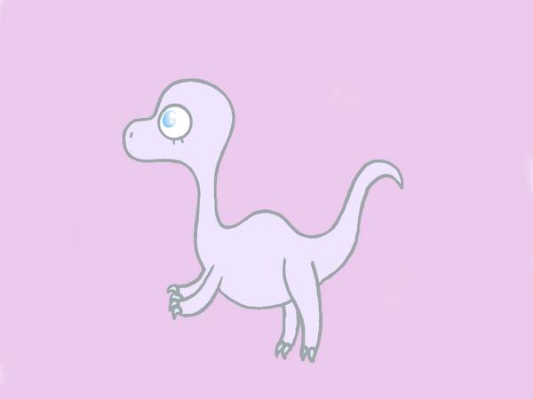 Marnie the Dinosaur 2.0 by Lioness-Cub