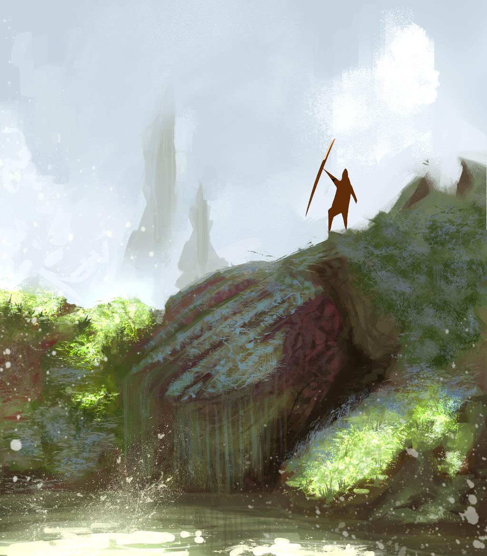 King of the Hill by paulSHpenguin