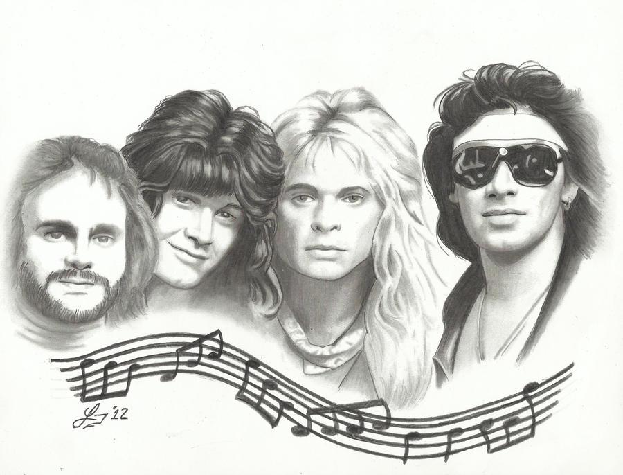 The Real Van Halen! by lryvan