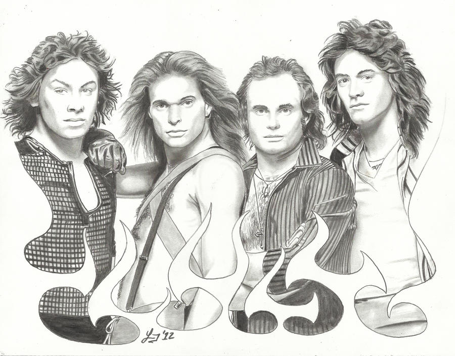 Van Halen at its BEST!!!!! by lryvan