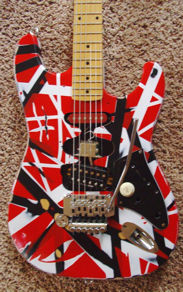 Gallery Van Halen Guitar Wallpaper