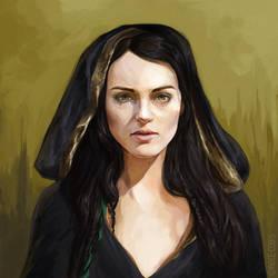 Morgana - Painting Practice
