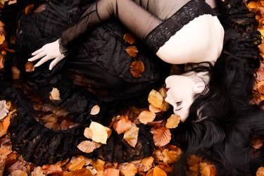 Herbstlaub by Nightshadow-PhotoArt