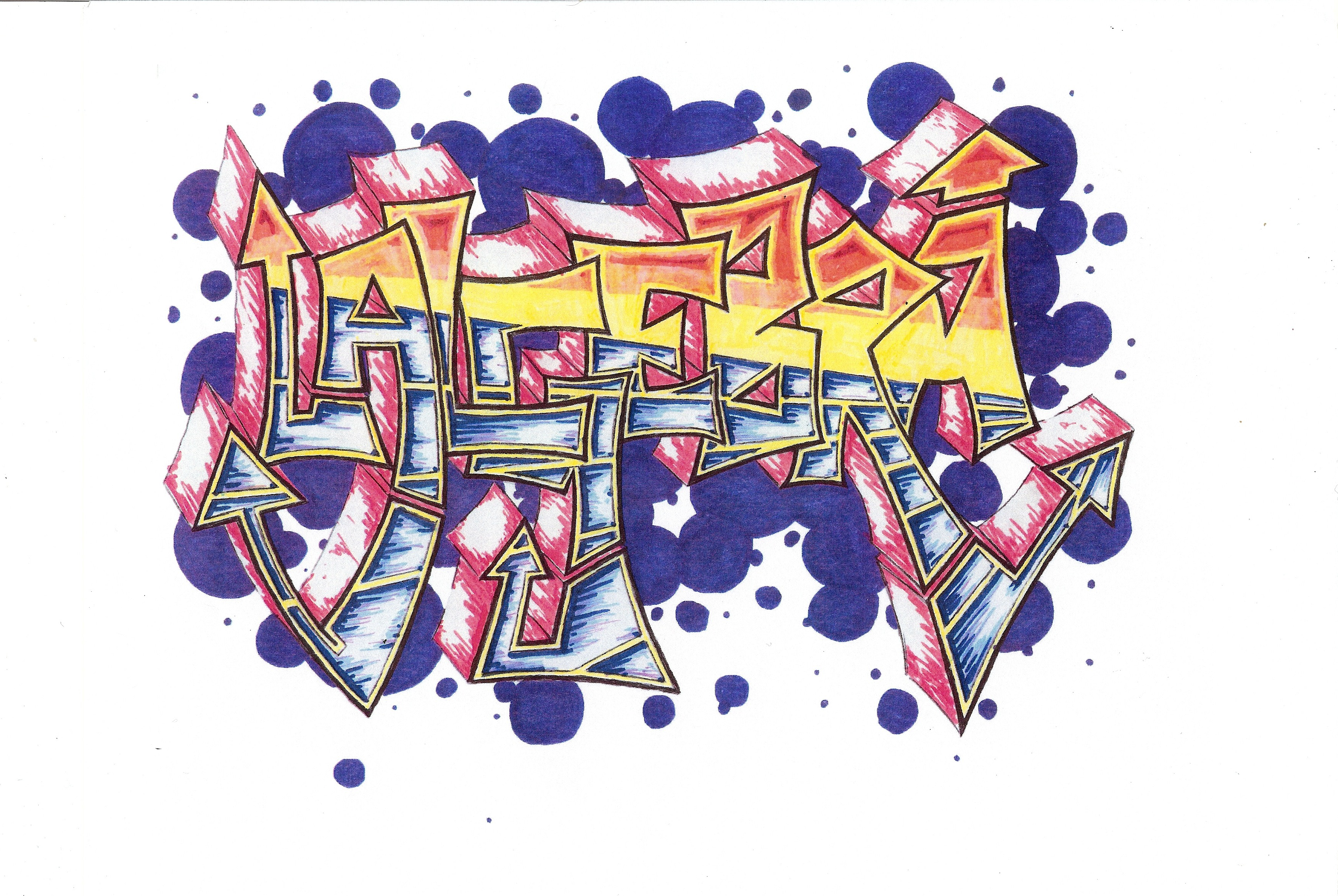 Algebra Graffiti by mhelms12 on DeviantArt