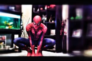 Spiderman by WicKeDM6