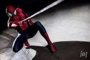 Wickedm6 - Sydney spiderman by WicKeDM6