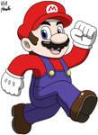 Fighter 01: Mario