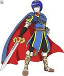 Fighter 21: Marth: Altean Prince