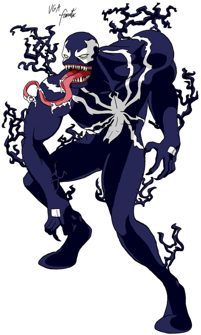 Venom by VGAfanatic