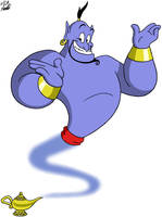 Genie by VGAfanatic