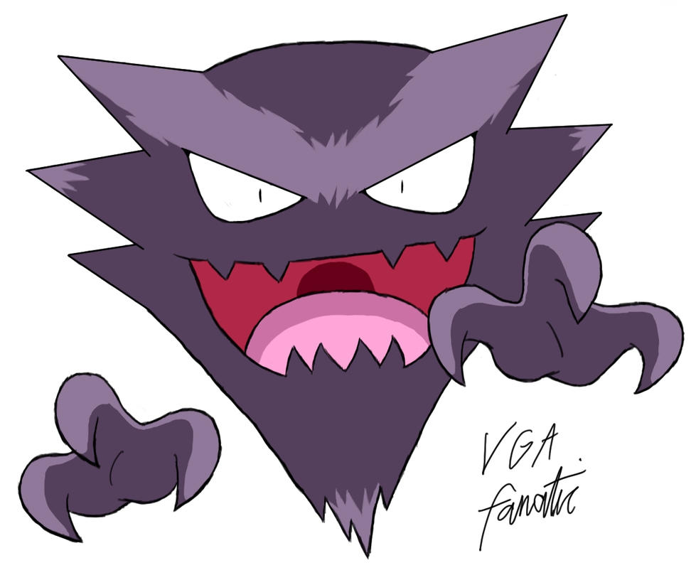 Haunter by VGAfanatic on DeviantArt