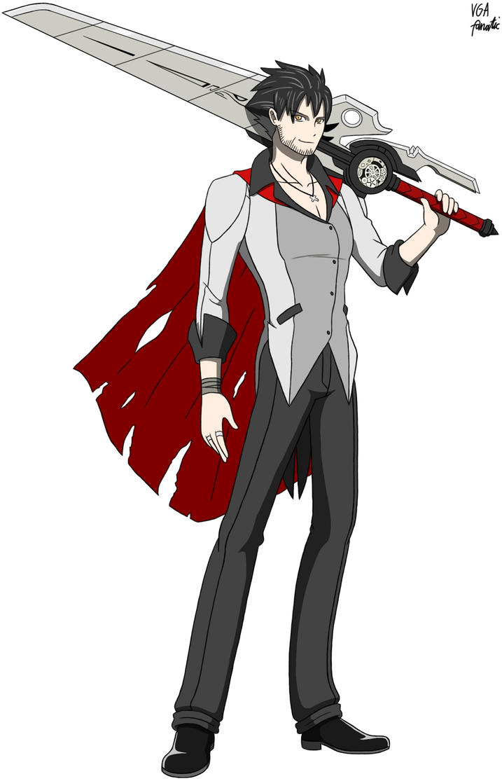 Qrow Branwen by VGAfanatic