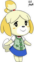 Isabelle by VGAfanatic