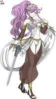 Olivia: Blushing Beauty