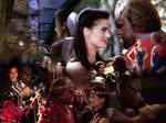 Worf and Jadzia Dax