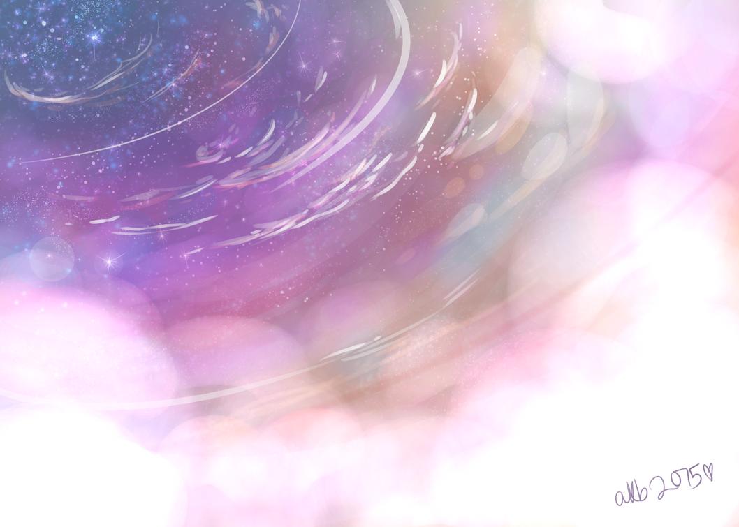 pretty clouds 4 by sparklyAxolotl