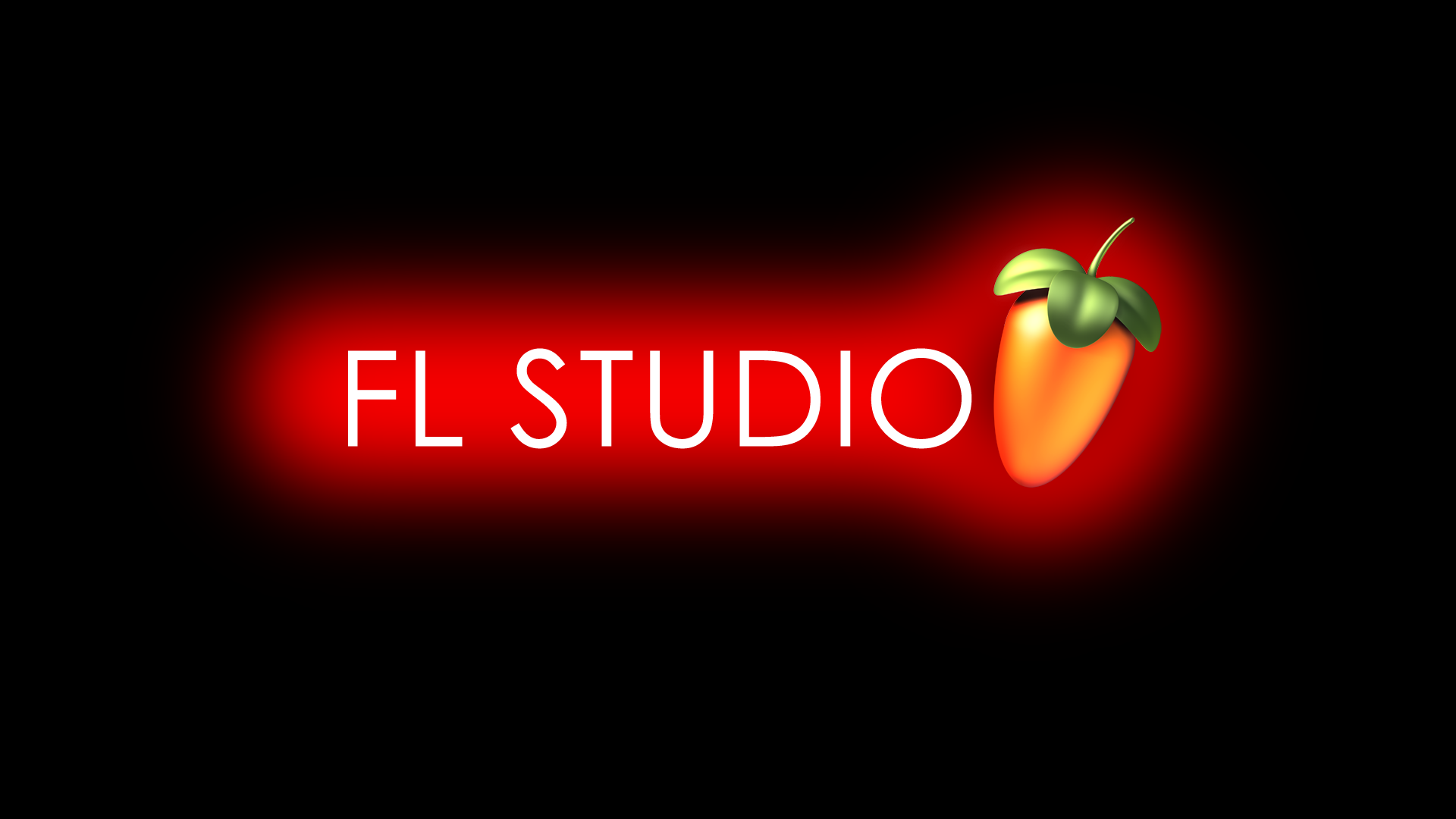 Fl Studio Glow Red By Ozicks On Deviantart