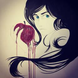 Bad Apple by KisaSan14