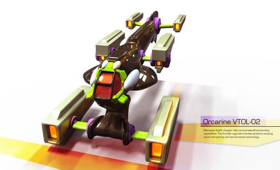 Orcarine VTOL-02
