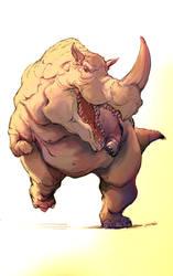 Rhinosaurus Rex