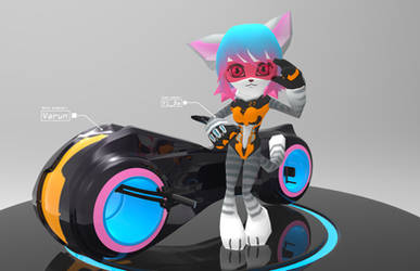 Maya Collab: Low-Poly Game Character and Vehicle