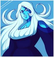 Blue Diamond by Yukiin