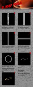 Tutorial Planet Rings