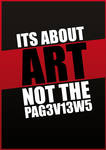 Its about ART
