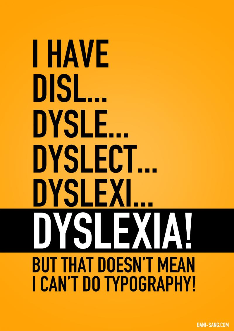 Dyslexia by Dani-Sang