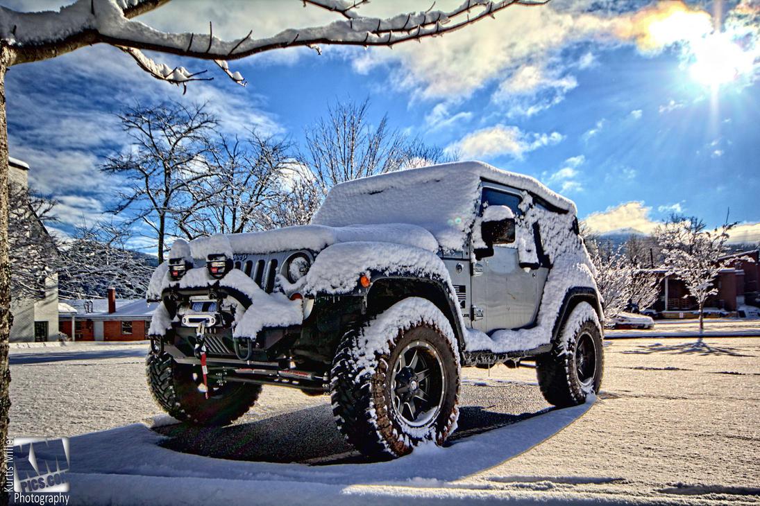 Jeep by kurtywompus