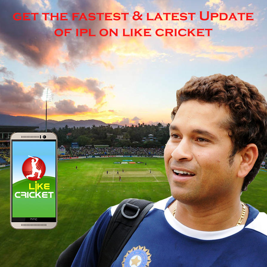 Ntr Ipl Add Download: IPL Latest News And Score On Like Cricket By Neha887 On