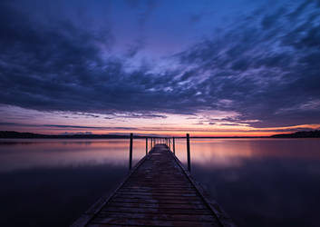 Sunset by SorenWrang
